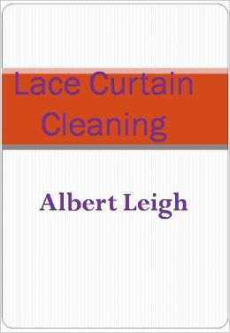Lace Curtain Cleaning - New Century Edition with DirectLink Technology