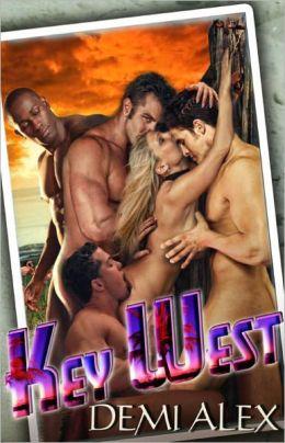 Key West [Multiple Partner Erotic Romance Moresome Series]