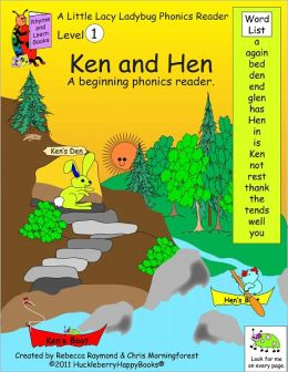 Ken and Hen - A Level One Phonics Reader
