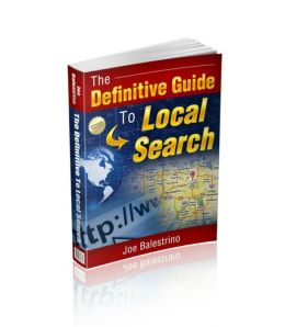 The Definitive Guide To Local Search