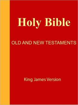 Holy Bible, Old and New Testaments, King James Version [NOOK eBook with optimized navigation]