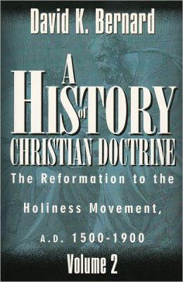 A History of Christian Doctrine Volume 2