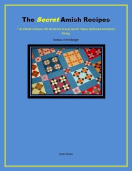 The Secret Amish Recipes