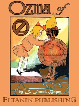 Ozma of Oz [illustrated]