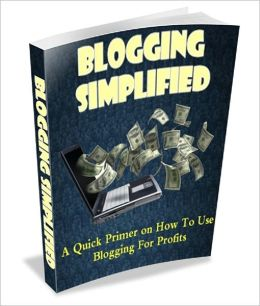 Blogging Simplified