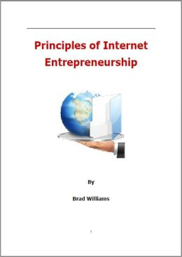 Principles of Internet Entrepreneurship