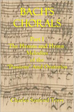 BACH'S CHORALS - Part I