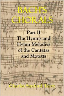 BACH'S CHORALS - Part II