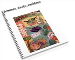 The Summer Party CookBook