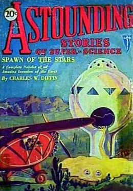 Astounding Stories February 1930
