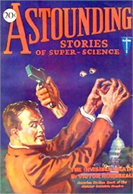 Astounding Stories October 1930