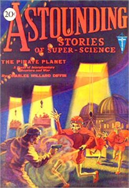Astounding Stories November 1930