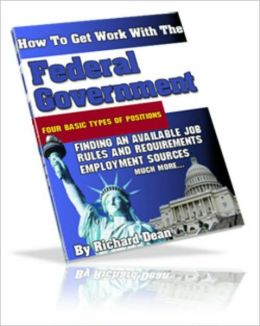 How To Get Work With The Federal Government