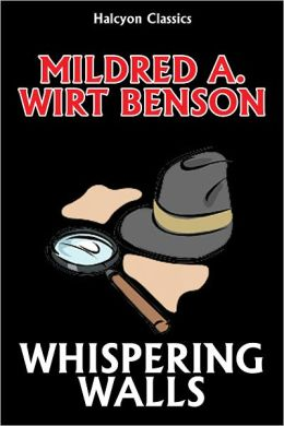 Whispering Walls by Mildred A. Wirt (Penny Parker #15)