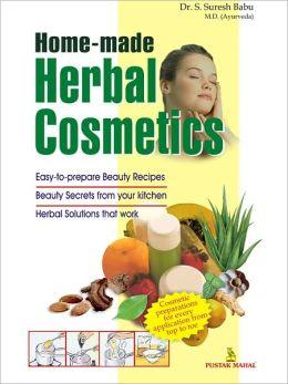Home-Made Herbal Cosmetics