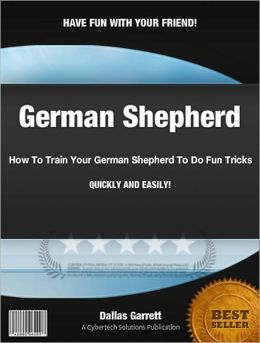 How To Train Your German Shepherd To Do Fun Tricks