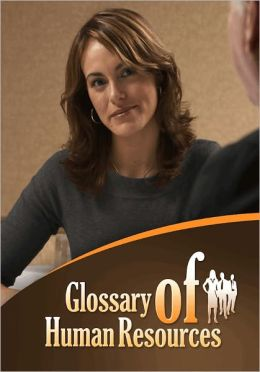 Glossary of Human Resources