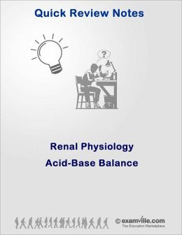 Renal Physiology Review: Acid-Base Balance
