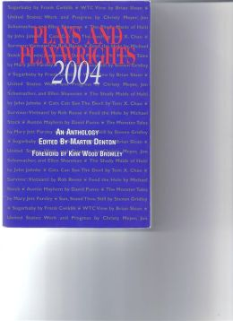 Plays and Playwrights 2004
