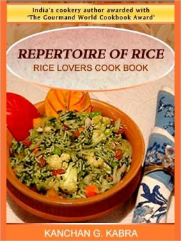 Repertoire Of Rice