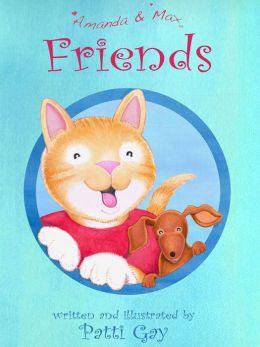 Friends, Amanda and Max