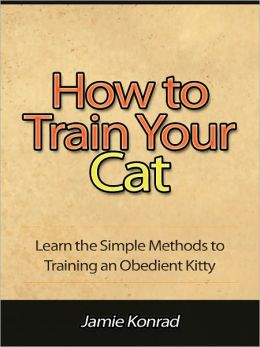 How to Train Your Cat - Learn the Simple Methods to Training an Obedient Kitty