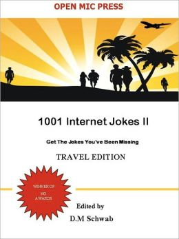 1001 Internet Jokes II -Travel Edition (For Standard Nook)