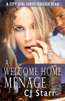 A Welcome Home Menage
