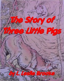 The Story of Three Little Pigs