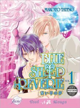 Blue Sheep Reverie Vol. 1 (Yaoi Manga)- Nook Color Edition