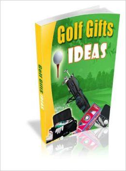 Golf Gifts Ideas