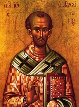 FOUR DISCOURSES OF St. CHRYSOSTOM