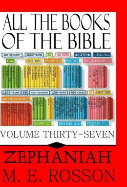 All the Books of the Bible-Zephaniah