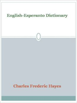 English-Esperanto Dictionary