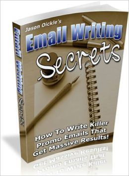 Email Writing Secrets
