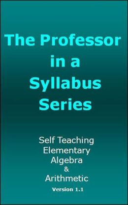 The Professor in a Syllabus