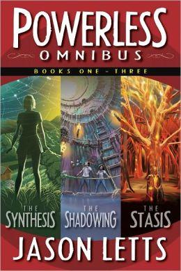 The Powerless Series (Omnibus, Books 1-3)