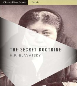 The Secret Doctrine All Volumes (Illustrated)