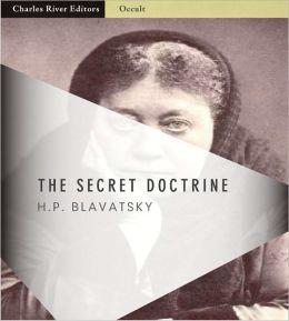 The Secret Doctrine All Volumes (Illustrated)