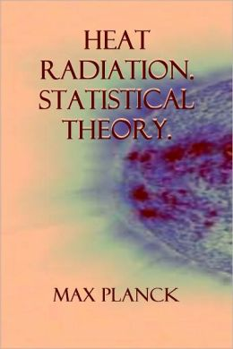 Heat Radiation. STATISTICAL Theory.