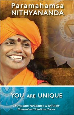 You are Unique (Spirituality, Meditation & Self Help Guaranteed Solutions Series)