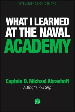 What I Learned at the Naval Academy