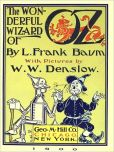 Book Cover Image. Title: The Wonderful Wizard of Oz (Illustrated), Author: L. FRANK BAUM