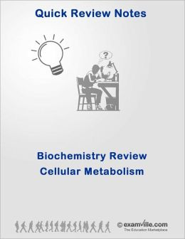 Biochemistry Quick Review: Cellular Metabolism (Energy, Krebs Cycle, Glycolysis)