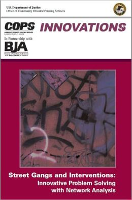 Street Gangs and Interventions: Innovative Problem Solving with Network Analysis