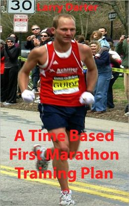 A Time Based First Marathon Training Plan