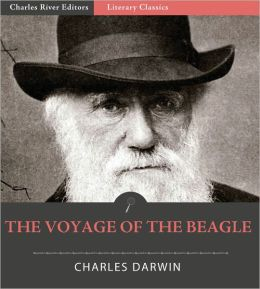 Darwin's Voyage of the Beagle (Illustrated)