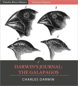 Darwin's Journal: The Galapagos (Illustrated)