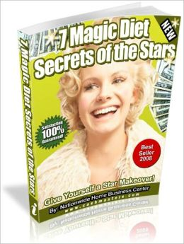 7 Magic Diet Secrets of the Stars