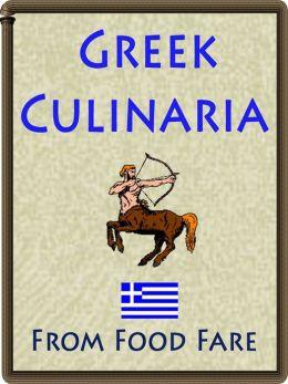 Greek Culinaria